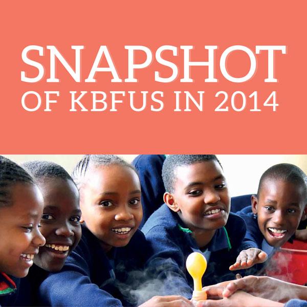 Snapshot of KBFUS 2014