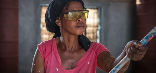 Breaking Barriers: Kenyan Women make Careers in Construction and Technology