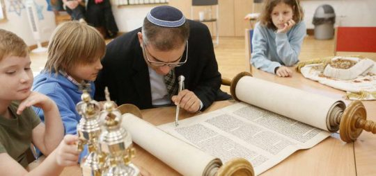 The Reclamation of Memory: U.S. donors help revive and celebrate Jewish culture in Poland