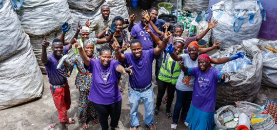 Turning Trash into Cash – Nigeria's Wecyclers Transforms Waste into Social Progress