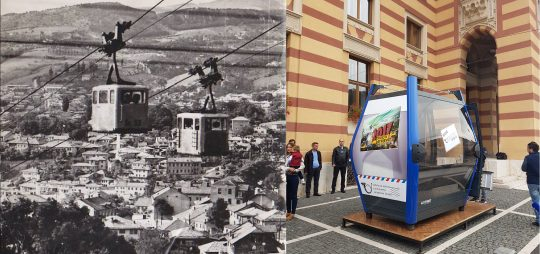 Reviving Sarajevo's treasured cable car